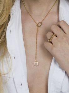 Anuka Koti Slip Through Necklace